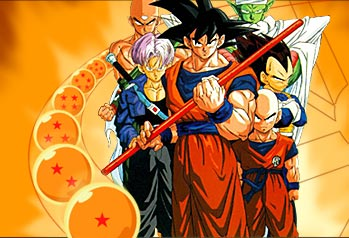 It's Dragonball Z!